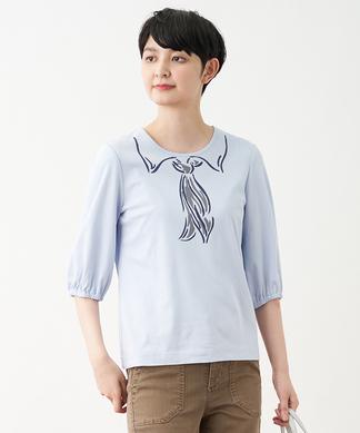 トロンプルイユTシャツ
