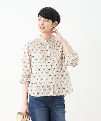 フラワーシャツ