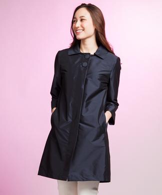 【HERNO】ステンカラースプリングコート