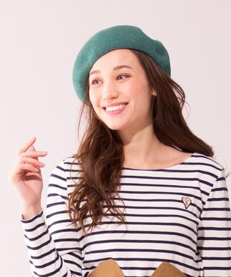 【CASSELINI】ベレー帽