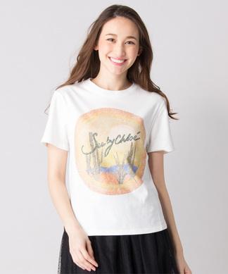 【SEE BY CHLOE】SUNRISETシャツ