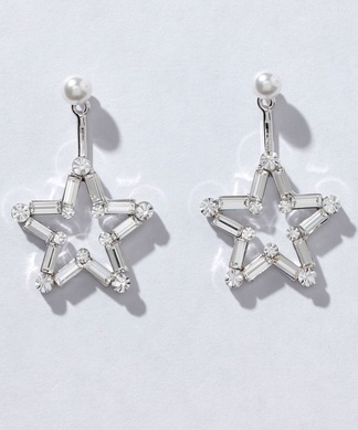 【our】星ピアス