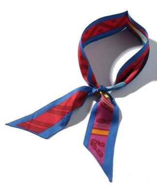 【A‐Jolie】リボン型のスカーフ