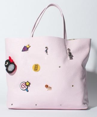 【BAGOLO】モチーフアレンジトートバッグ