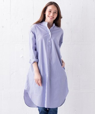 【Brahmin】ロングシャツ