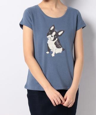 フレンチブルドッグTシャツ