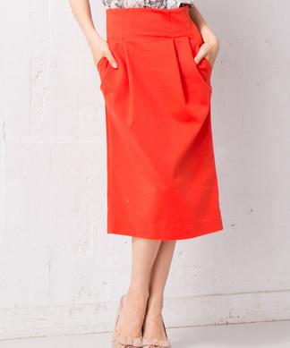 【BEATRICE】タックタイトスカート