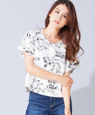 【See By Chloe】Tシャツ