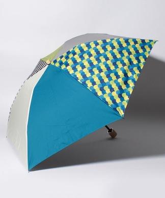 【+RING】柄×配色折り畳み傘