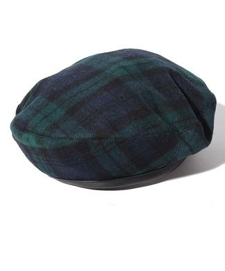 【CASSELINI】パイピングベレー帽