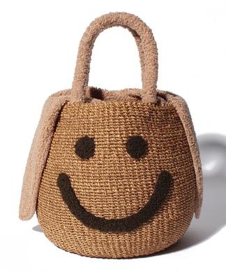 【A-Jolie】モコモコハンドバッグ