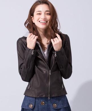 【MONILE】ジャケット