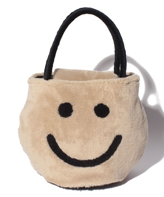 【A-Jolie】スマイルハンドバッグ