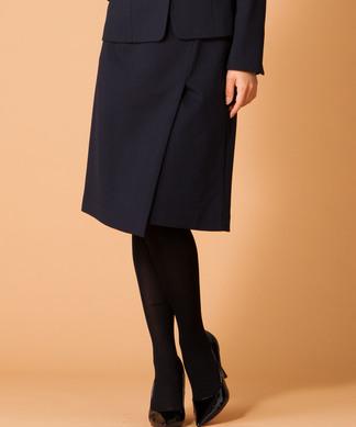 アシメトリーAラインスカート ※セットアップ対応商品