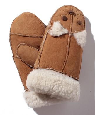 【CASSELINI】アニマルミトン手袋