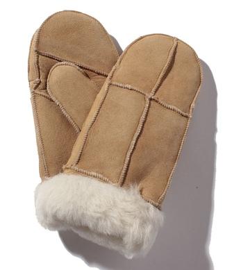 【CASSELINI】ミトン手袋