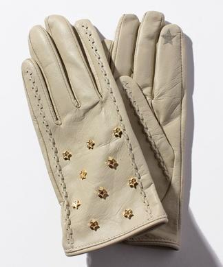 【CASSELINI】スターモチーフ手袋