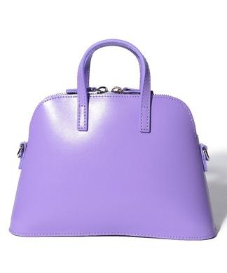 【YAHKI】ライトカラー2WAYハンドバッグ