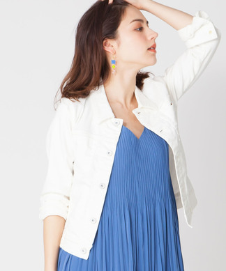 【YANUK/EMILY Jean Jacket】デニムジャケット