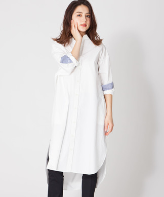 【B7】ビッグシルエットシャツ