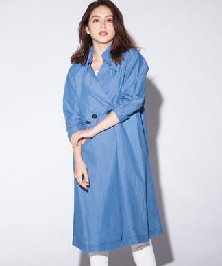 【YANUK/Trench Coat】トレンチコート