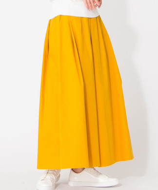 【Brahmin】フレアマキシスカート