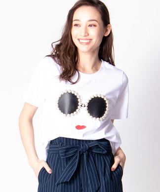 【A-Jolie】半袖Tシャツ
