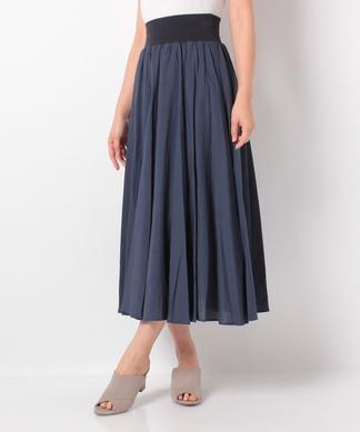【MONILE】ロングフレアスカート