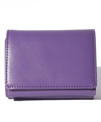 【YAHKI】レザー三つ折り財布