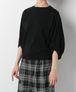 七分袖セーター