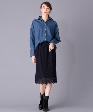 【YANUK】デニムシャツ
