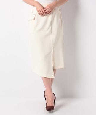 【セットアップ対応商品】【BEATRICE】アシンメトリースカート