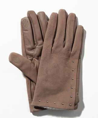 【Le Vernis】メタルパーツ手袋