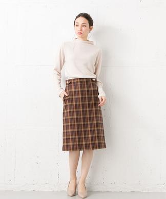 【Brahmin】ミディタイトスカート
