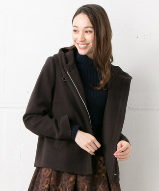 【Special Price】【Nouque】ダッフルディテールジャケット