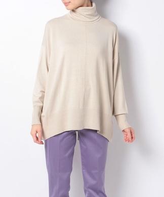 【TORRAZZO DONNA】タートルネックセーター