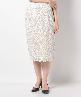 【Brahmin】レースタイトスカート