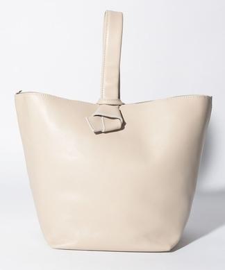 【LISA CONTE】2WAYレザーバッグ