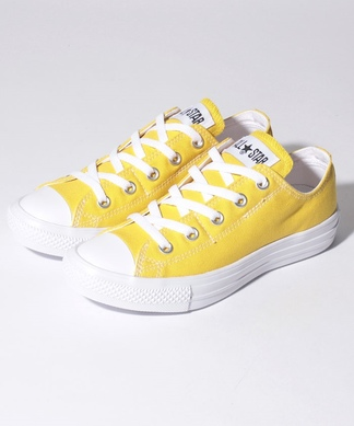 【CONVERSE ALL STAR】ロゴ入りスニーカー
