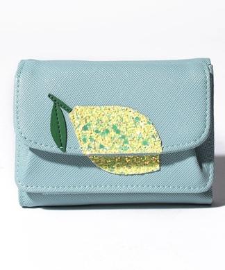 【CASSELINI】フードモチーフミニ財布