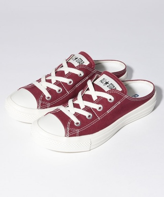 【CONVERSE ALL STAR】バブーシュスニーカー