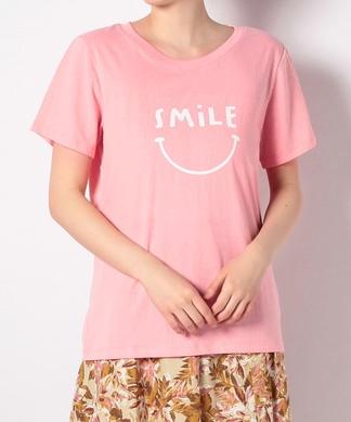 【SOUTHPARADE】スマイルプリントTシャツ