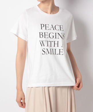 【BEATRICE】ロゴプリントTシャツ