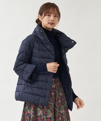 【HERNO】スタンドカラーダウンジャケット