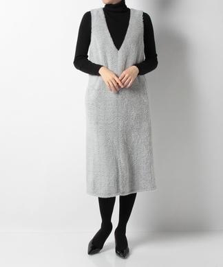 ヘアリージャンパースカート
