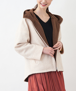 【Special Price】【Nouque】ショートコート