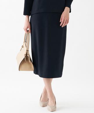 【セットアップ対応商品】【Brahmin】ストレッチタイトスカート