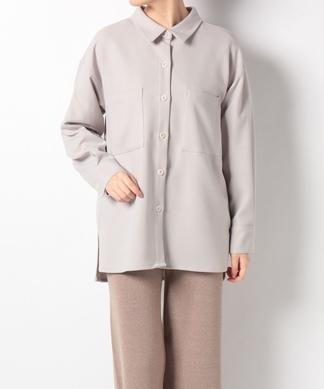 【BE NEAT】シャツジャケット