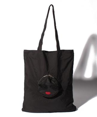 【A-Jolie】ポケッタブルトートバッグ