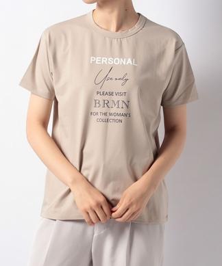 【BRAHMIN】ロゴTシャツ